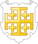 Coat of Arms of the Kingdom of Jerusalem.svg