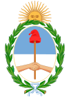 Blason de l'Argentine