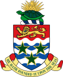 Coat of arms of Cayman Islands.svg