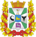 Coat of arms of Homyel Voblast.png