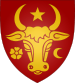 Coat of arms of Moldavie