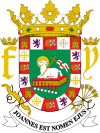 Coat of arms of Puerto Rico (Variant).svg