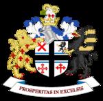 Coat of arms of St Helens Metropolitan Borough Council.png