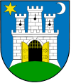 Coat of arms of Zagreb.svg