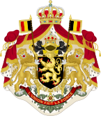 Coat of arms of the king of the Belgians (since 1921).svg