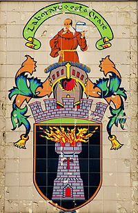 Coatbridge coat of arms
