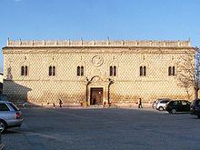 Palacio de Cogolludo.