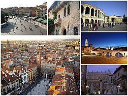 Verona – Veduta