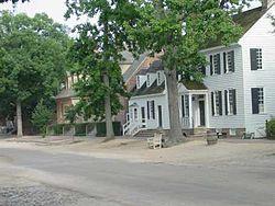 Colonial Williamsburg Duke of Gloucester Street.jpg