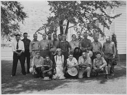 Colville Business Council in 1941
