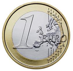 €1 coin