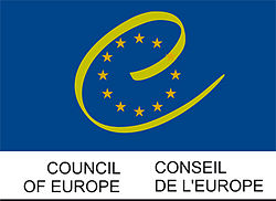 Logo du Conseil de lEurope.