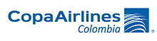 Copa Airlines Colombia logo.jpg
