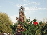 Imagen Virgen de Valdefuentes