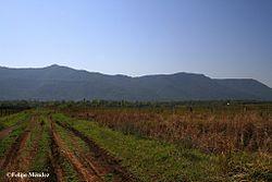Cordillera del Yvytyrusu Paraguay by Felipe Méndez.jpg
