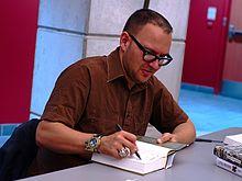 Cory Doctorow book signing.jpg