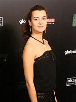 L'actrice Cote de Pablo, qui interprète Ziva David.