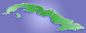 Baracoa is located in Cuba