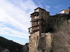 Cuenca: les maisons suspendues (Casas colgadas)