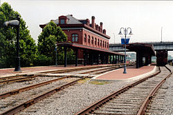 Cumberland MD Station WM Rwy 2003.jpg