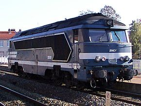 A1A-A1A 68515 en gare de Vesoul.