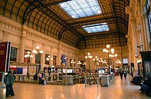 Gare de Bordeaux Saint-Jean