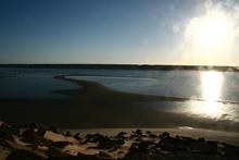 Desierto costero atlántico