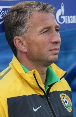 Petrescu, Kuban's coach