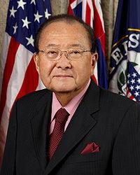 Daniel Inouye, official Senate photo portrait, 2008.jpg