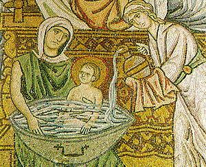 Mosaïques de Daphni