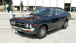 1973 Nissan Violet