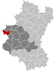 Daverdisse Luxembourg Belgium Map.png