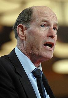 Photo of David A. Dodge