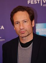 David Duchovny, qui interprète l'agent Fox Mulder.