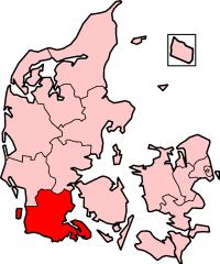 Amt du Jutland-du-Sud