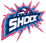 Detroit Shock logo