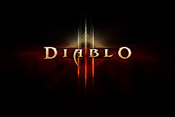 Logo de Diablo III.