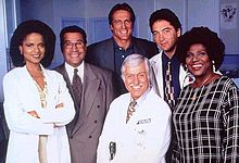 Cast of Diagnosis: Murder between 1993 and 1995