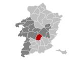 Diepenbeek Limburg Belgium Map.png