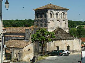 L'église de Dignac