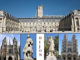 Dijon, ville de patrimoine.