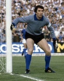 Zoff at Juventus