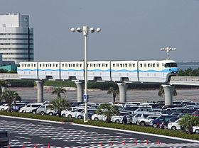 Image illustrative de l'article Tokyo Disney Resort Line