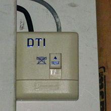Dispositif de Terminaison Intérieur (DTI)