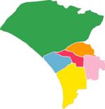 Districts of Tainan-Taiwan.png