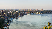 Dniepr river in Kyiv.jpg