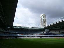 Telstra Stadium (Telstra Dome or Docklands Stadium)