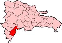 Barahona en la República Dominicana