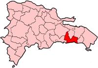 San Pedro de Macorís en la República Dominicana