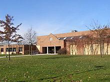 Ridler Fieldhouse